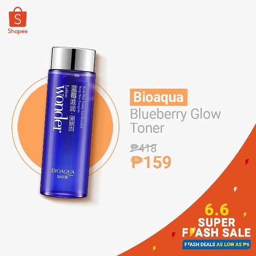 BioAqua Shopee 6.6 Super Sale