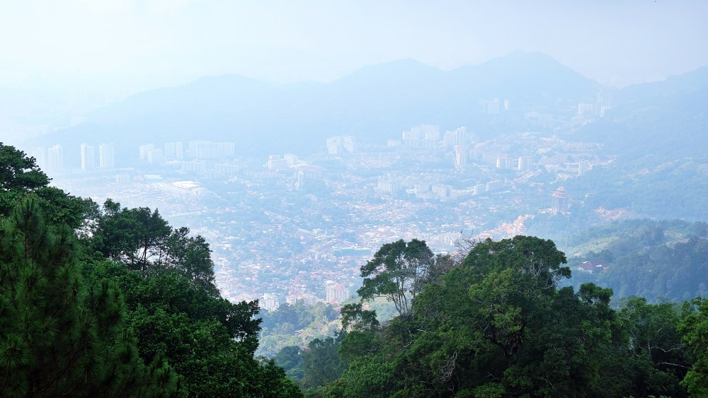 23 March 2019: Penang Hill