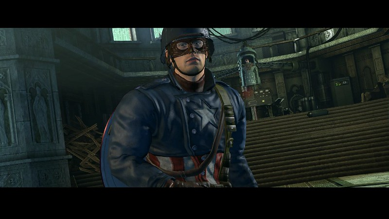 Captain America: Supersoldat - Rettungsmission