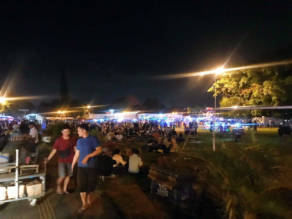 27 Dec 2018: Alun Alun Kidul | Yogyakarta, Indonesia