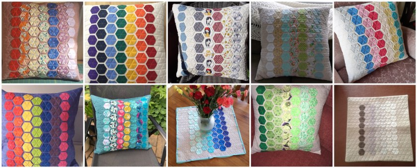 Causeway Hexie Cushion class