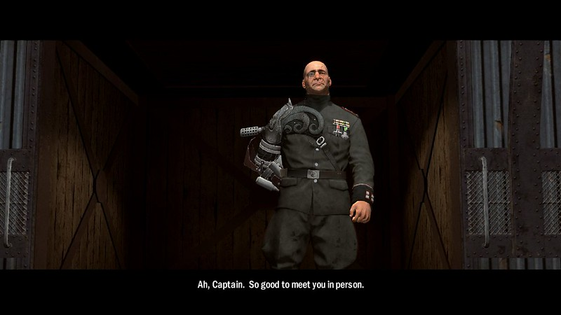 Captain America: Supersoldat - Baron von Strucker