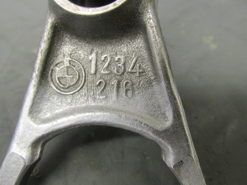Intermediate Shaft Casting # (1234 216)