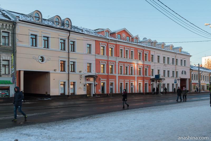 Бауманская улица, Москва
