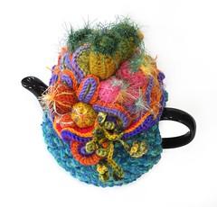 Coral Reef Tea Cosy 2