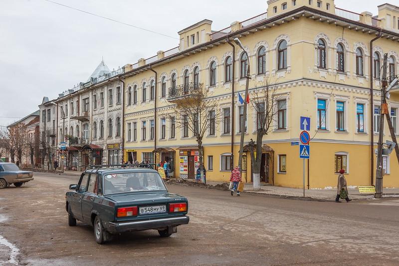 Улица Володарского, Кимры