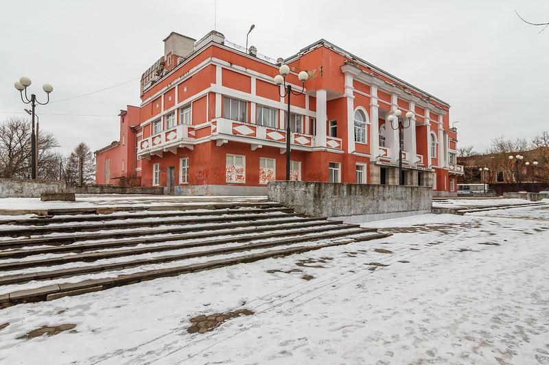 Театр драмы и комедии в Кимрах