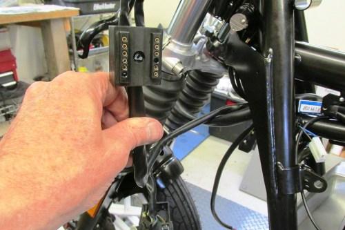 Instrument Cluster Plug