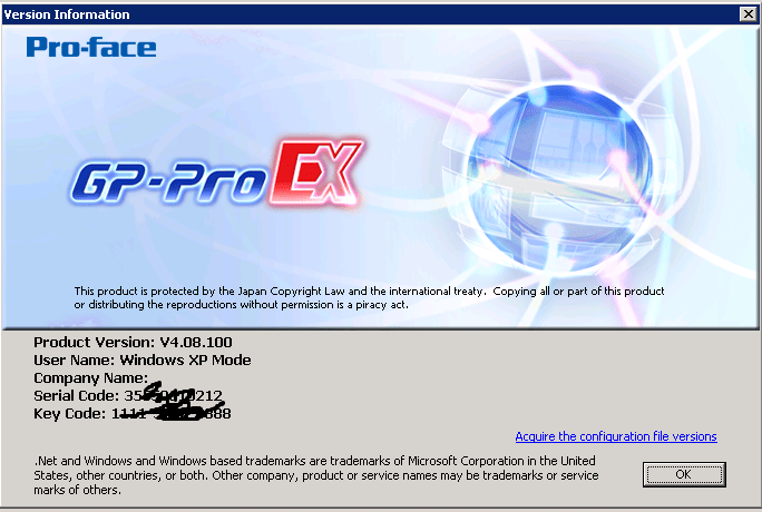 Pro-face GP-Pro EX 4.08.100 x86 x64 full license