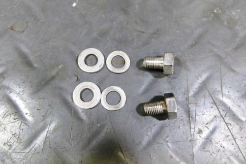 Top Fairing Bracket Hardware Detail