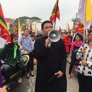 THÔNG LUẬN - Linh mục Antôn Đặng Hữu Nam bị cho nghỉ mục vụ
