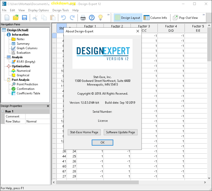 Design Expert 12 0 3 0 X64 Torrent Click To Download Full Softs Tips Ebook