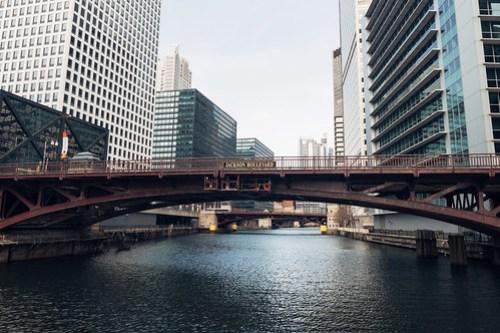 Architecture boat tour, Chicago