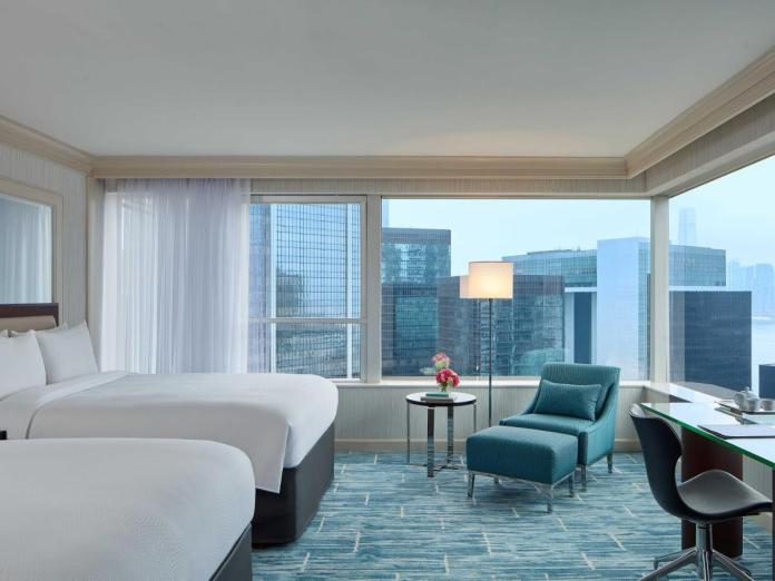 JW Marriott Hotel Hong Kong 2