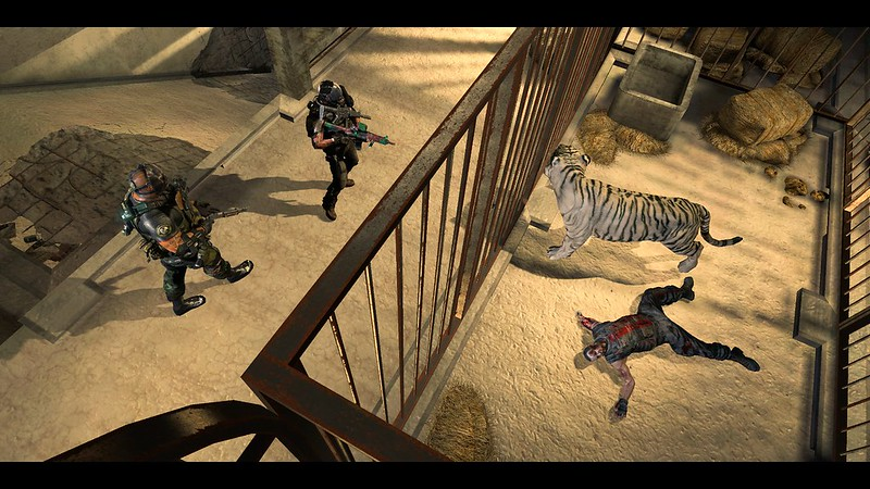 Army of Two: The 40th Day - White Tiger