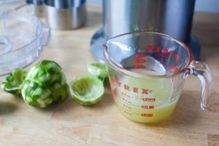 add lime juice