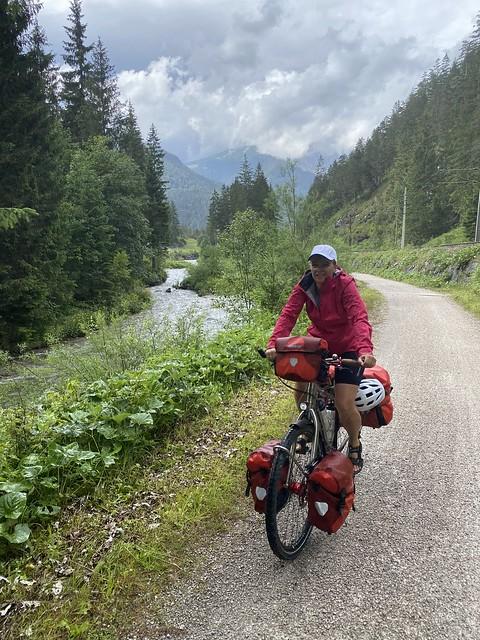 Richtung Ehrwald