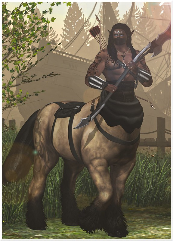 The Great Centaur Gallery - The Unknown Twin