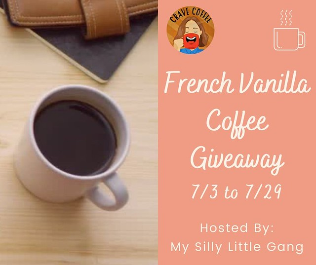 French Vanilla Coffee Giveaway ~ Ends 7/29 @tworiversco #MySillyLittleGang