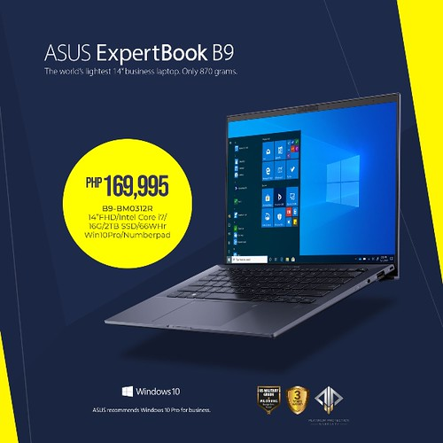 ASUS ExpertBook B9-BM0312R (1)