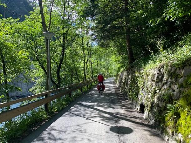 Toller Radweg am Inn