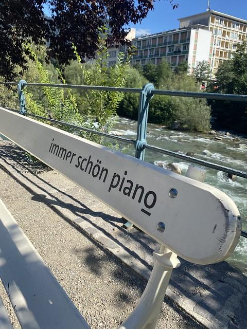Immer schön piano