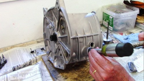 Drive Gear Change Shaft Seal Home