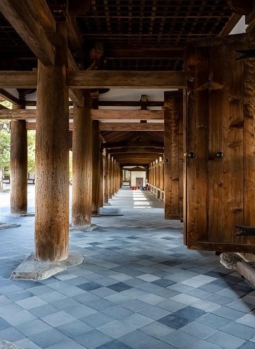 法隆寺 西院伽藍