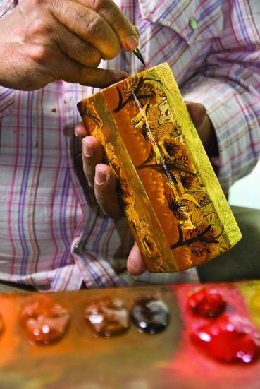 La Cajita de Olinalá hermosa tradición mexicana