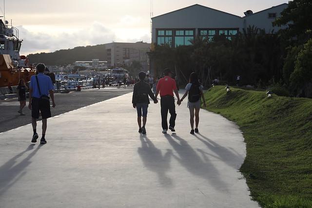 高雄港邊散步路線:棧貳庫(原高雄港2號碼頭)