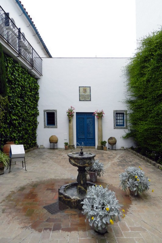 patio de los Jardineros Palacio de Viana Cordoba 03