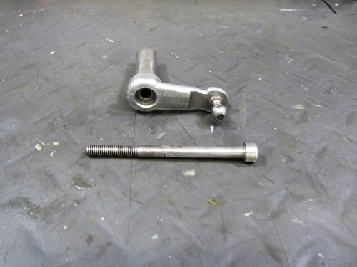 Gear Change Shaft & Allen Bolt