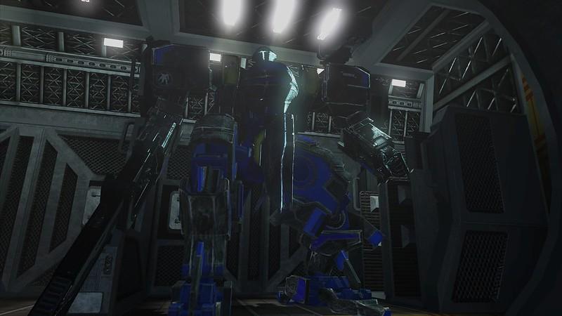 フロントミッションの進化-格納庫