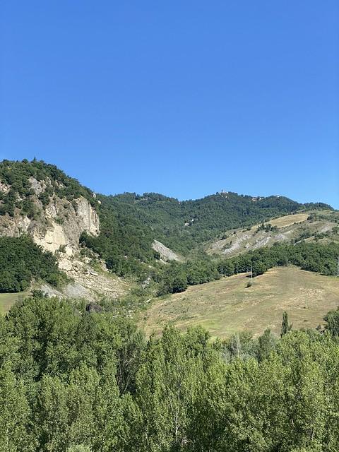 Hinein in den Apennin