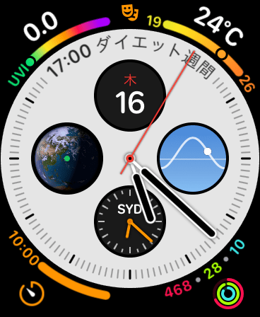 Face Apple Watch