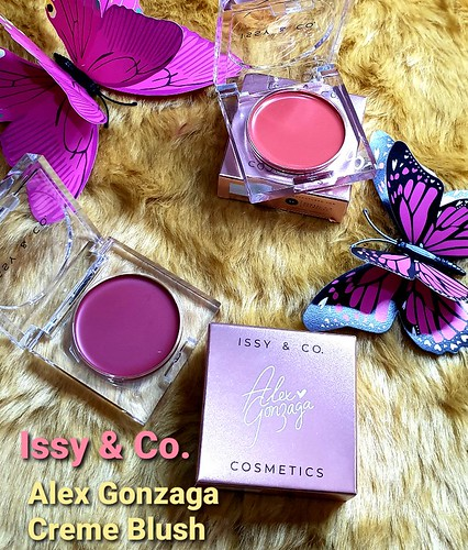 ISSY x ALEX Gonzaga Collection