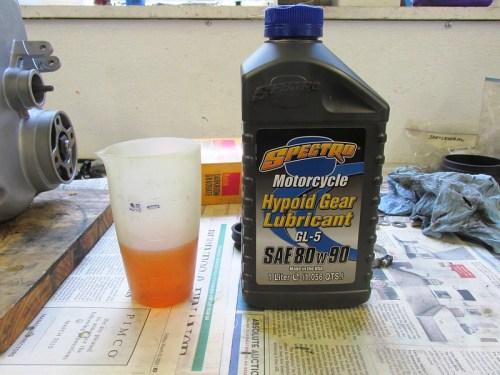 Spectro GL-5 80/90W Petroleum Gear Lube