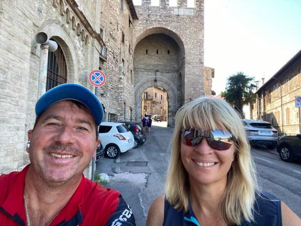 Tschüss Assisi