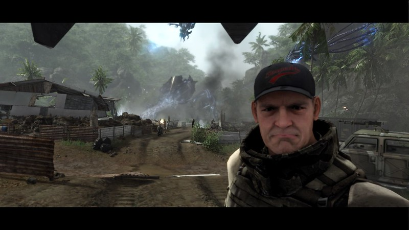 Crysis - Ultra Settings - Strickland