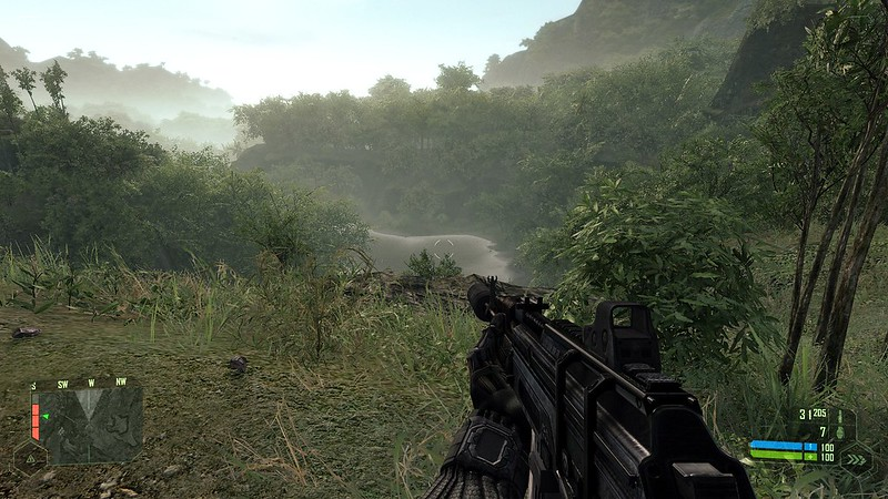 Crysis - Ultra Settings - Freedom