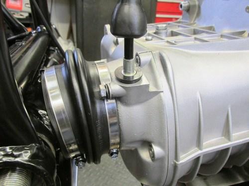 Speedometer Cable Bushing Fits Flush Into Black Plastic Transmission Bushing