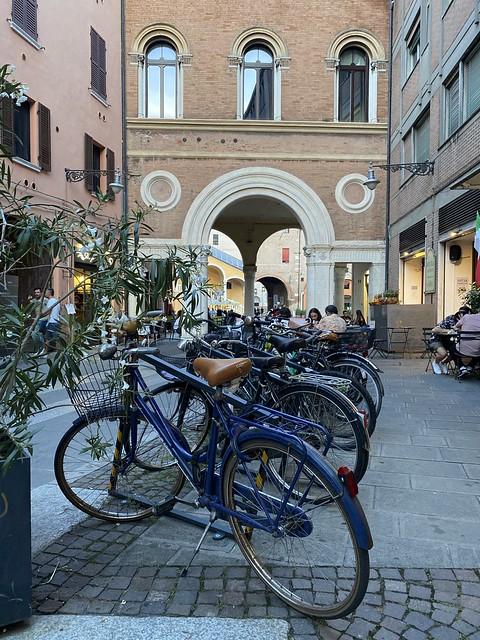 Ferrara Fahrradstadt