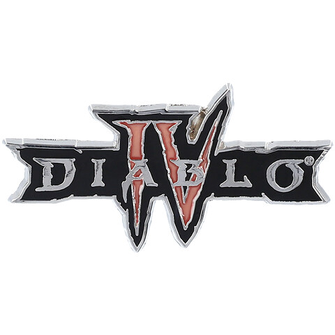 Diablo IV Collector's Edition Pin
