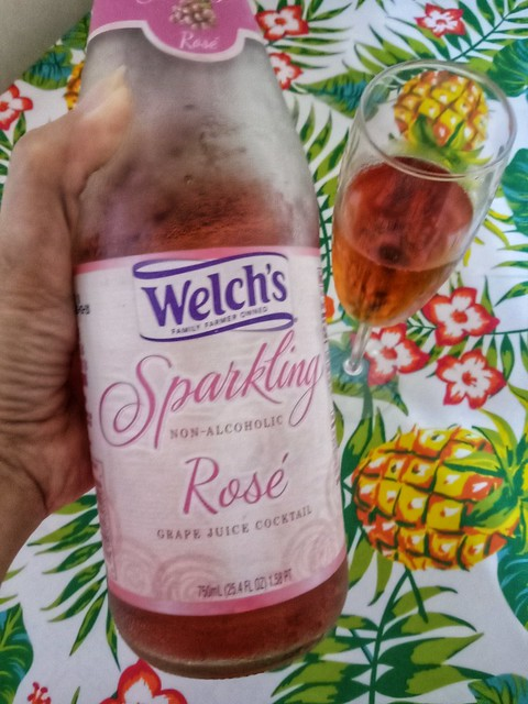 Welch's Sparkling Rosè