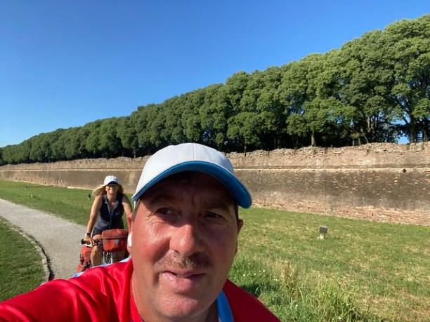 Ferrara Stadtmauer