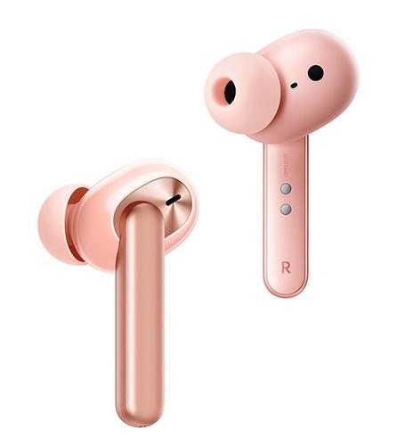 OPPO W31 Enco Headphones - Pink 1
