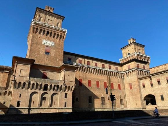 Ferrara Kastell