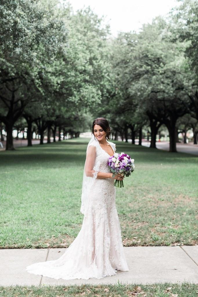 Perkins Chapel Wedding