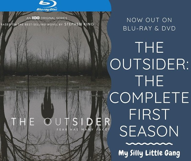 The Outsider: The Complete First Season - Now out on Blu-ray & DVD @WBHomeEnt #MySillyLittleGang