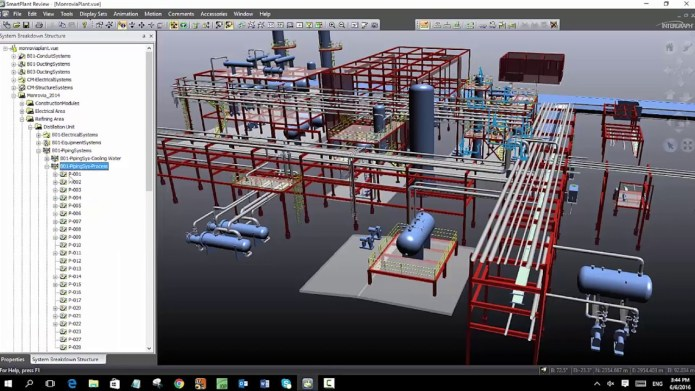 Working with Intergraph SmartPlant Review 2014 R1 full
